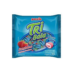 Bala Tribala Framboesa 500g