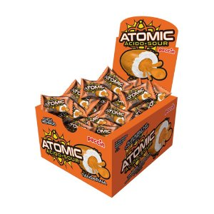 Chiclete Atomic Tangerina 140g