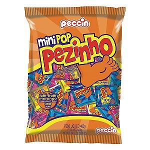 Pirulito Mini Pop Pezinho 200g/50un