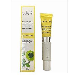 Vult Booster Facial Relax Energizante 20g