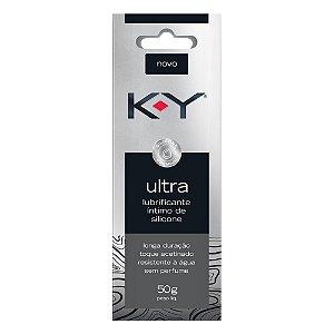 K-Y Utra Silicone - 50g