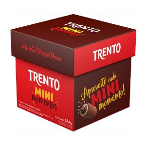 Trento Wafer Mini Sortidos