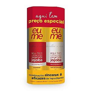 Kit EuMe Shampoo E Condicionador Reconstrução