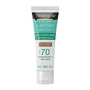 Sun Fresh Derm Care Pele Negra FPS 70 40gr