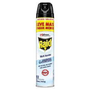Raid Aqua Protection 420mL Leve Mais Pague Menos