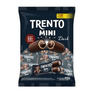 Trento Wafer Mini Dark 800g