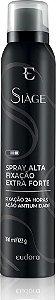 Siàge Spray Fixador Capilar Extra Forte 180ml