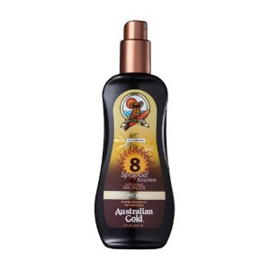 Australian Gold Spray Gel FPS 8 Instant Bronzer - 237ml