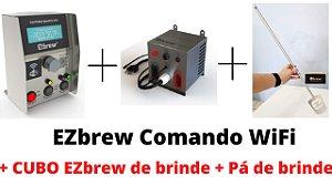 PROMOÇÃO UPGRADE  COMANDO WIFI + CUBO 20A BRINDE + PÁ BRINDE