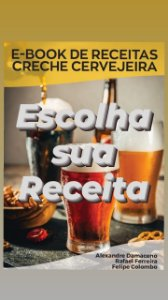 E-book Creche Cervejeira - Receita 20 litros