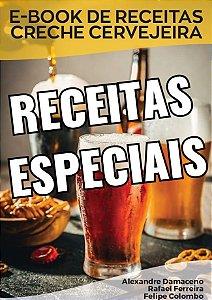 E-book Creche Cervejeira - Receitas Especiais