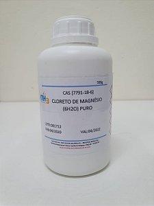 SAL SAIS CLORETO DE MAGNESIO PURO (MgCl2 + 6H2O)