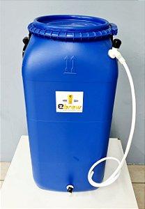 BOMBONA P/ FERMENTADOR AZUL 60 litros