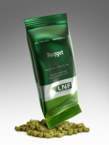 Lúpulo Nugget Pellet T90 LNF Barth-Hass
