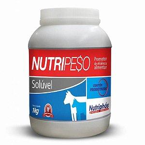NUTRIPESO SOLÚVEL - POTE 1 KG