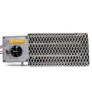 Aquecedor Maternidade com Grade 220V (com termostato)
