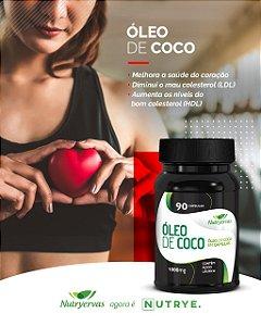 OLEO DE COCO 1000 MG 90 CAPS