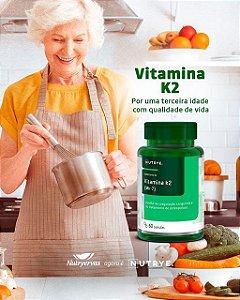 SUPL. VITAMINA K 2 60 CAPS NUTRYE