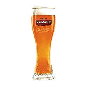 Copo cerveja Weiss Primátor Weizenbier - 500 ml
