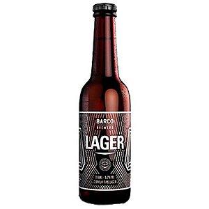 Cerveja Barco Lager - 355ml