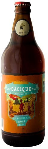 Moocabier Cacique Pale Ale - 600ml