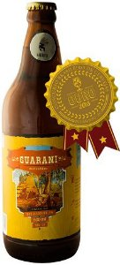 Cerveja Moocabier Guarani Weissbier - 600ml