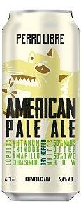 Cerveja Perro Libre American Pale Ale - 473ml