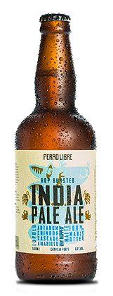 Cerveja Perro Libre India Pale Ale - 500ml
