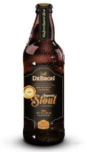 Cerveja Debron Imperial Stout - 500ml