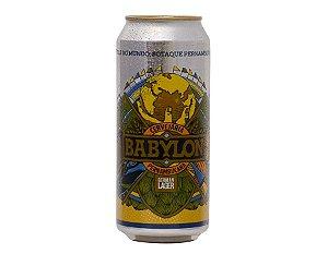 Cerveja Babylon German Lager Edição Especial - Latão 473ml