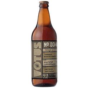Cerveja Votus N°004 Brown Ale - 330ml