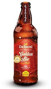 Cerveja Debron Golden Ale - 500ml
