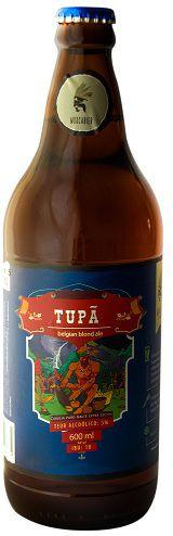 Cerveja Moocabier Tupã Blond Ale - 600ml