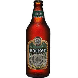 Cerveja Backer Trigo - 600 ml