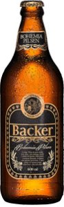 Cerveja Backer Bohemia Pilsen - 600 ml
