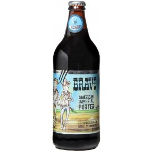 Cerveja Backer Imperial Porter Bravo - 600ml