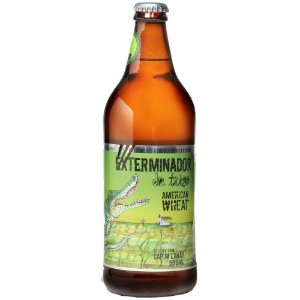 Cerveja Backer 3 Lobos Exterminador de Trigo - 600ml