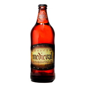 Cerveja Backer Medieval Blond Ale - 600ml
