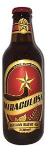 Cerveja Miraculosa Blond Ale - 330ml