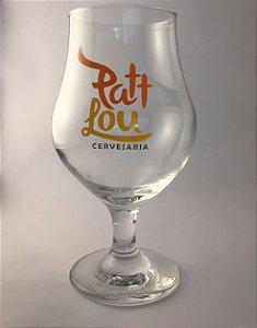Taça cervejaria PattLou tipo Dublin - 400ml