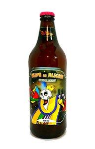 Cerveja PattLou Reino da Alegria Saison - 600ml