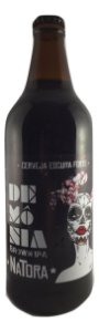 Cerveja NaTora Demônia Brown IPA - 600ml