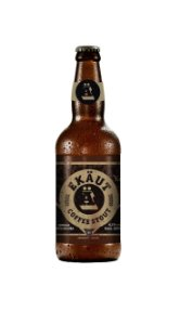 Cerveja Ekäut Coffee Stout - 500ml