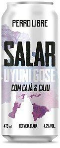 Cerveja Perro Libre Salar Uyuni Gose - 473ml