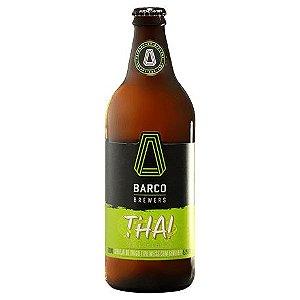Cerveja Barco Thai Weiss - 600ml