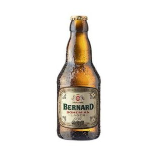 Cerveja Bernard Bohemian Lager - 330ml