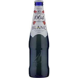 Cerveja Kronenbourg 1664 Blanc Wheat Beer - 330ml