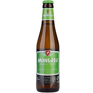 Cerveja Mongozo Pilsener (sem glúten) - 330ml