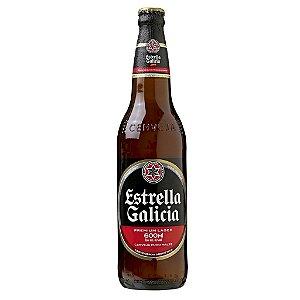 Cerveja Estrella Galicia - 600ml