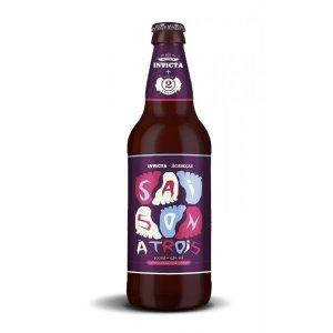 Cerveja Invicta Saison à Trois - 500ml